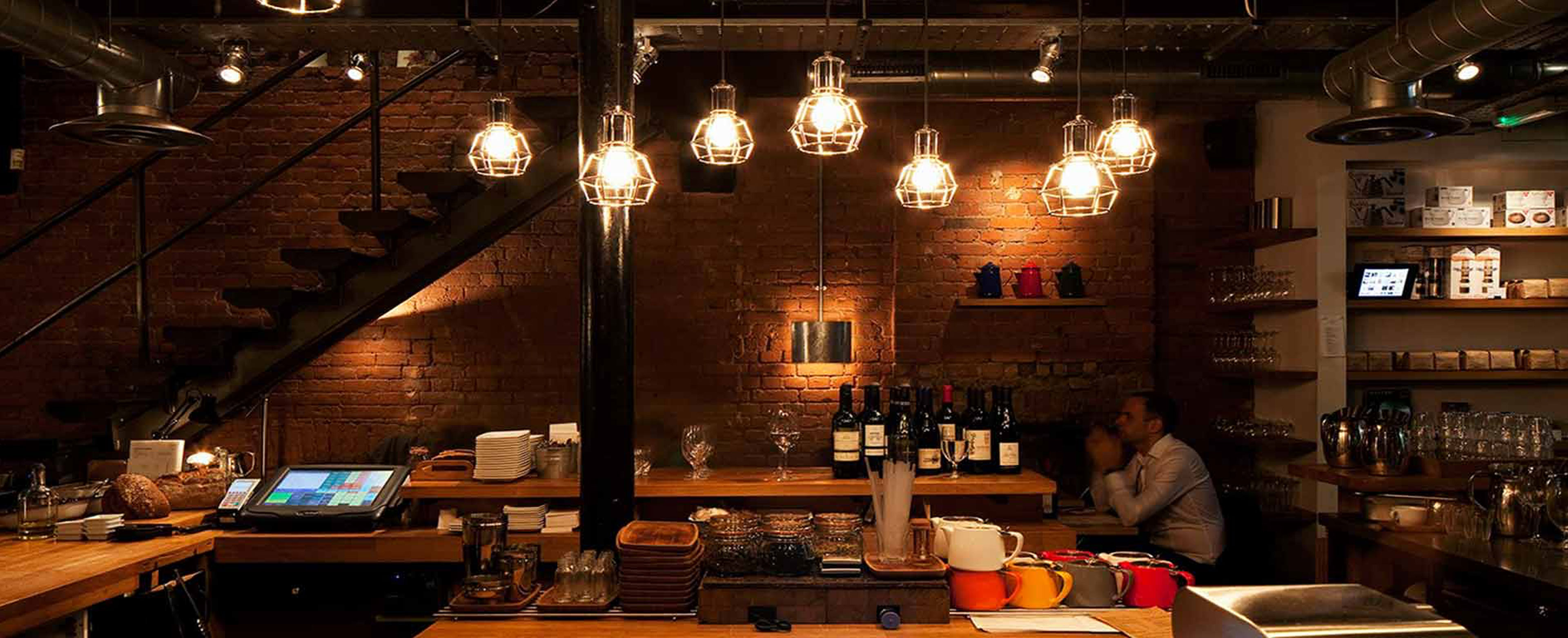 Workshop coffee nulty bespoke custom handcrafted lighting